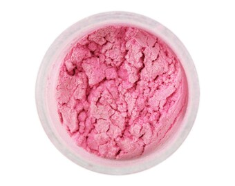 Cotton Candy Luster Dust - dust for adding high luster sheen to gum paste, fondant, chocolate, cakes, cupcakes, cookies, and cakepops