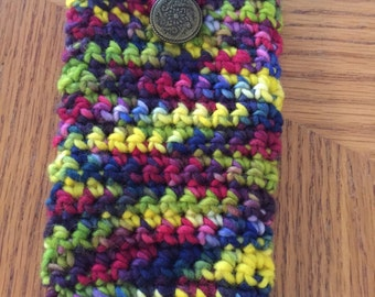 Bright Phone Cozy