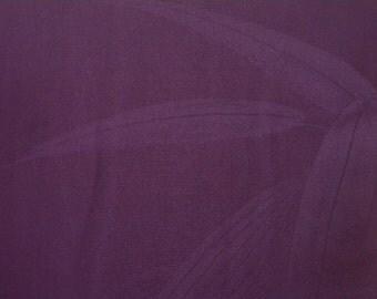 Vintage kimono S361,  kimono, silk, purple