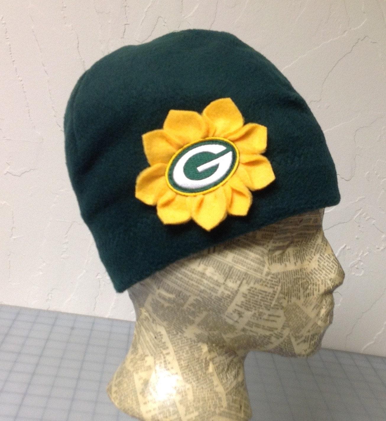 Green Bay Packers Fleece Hat Womens