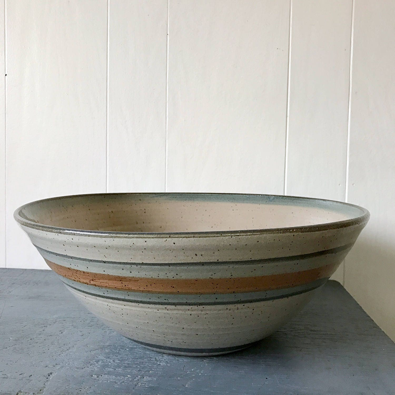 3-Piece Mixing Bowl Set - Castroville Pottery