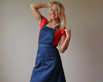 NOS, 1970s Maverick Denim Overalls >>>> Size Extra Small to Large