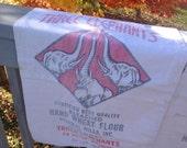 2 flour sacks, Elephants Indonesia