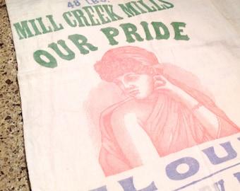 Our pride flour sacks pair