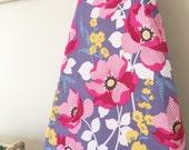 Ironing Board Cover - Monarch in Fuchsia