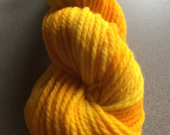 The Periwinkle Sheep merino chunky - you are my sunshine