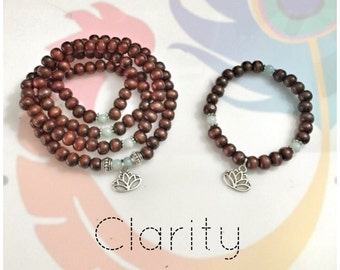 DIY - Make Your Own Mala Beads Kit - CLARITY