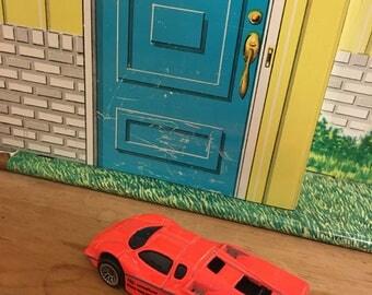 1988 GT Street Racer Mattel Hot Wheels Car