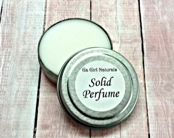Falling In Love TYPE (Philosophy Type) Natural Solid Perfume, Perfume, Solid Fragrance