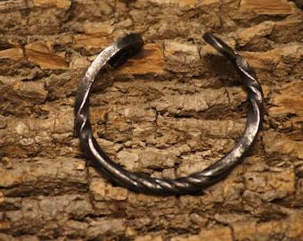 Scroll End Viking Bracelet