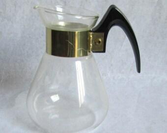 Vintage Pyrex Corning Mini Pitcher Creamer