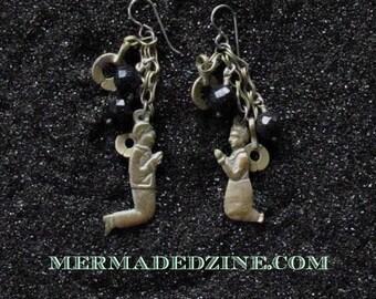 Praying Milagro earrings