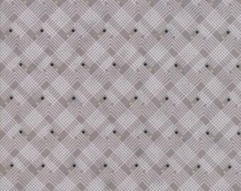 Gray Maven Fabric - Moda - BasicGrey - 30467 25
