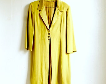 Chartreuse 1950's Jacket