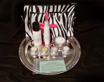 NEW!  Nature's Body Products by DeZines Travel Kit Now Available