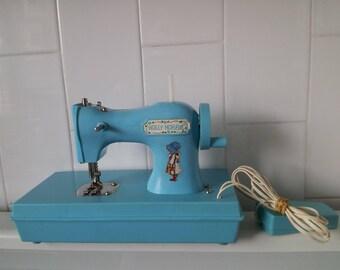 Vintage HOLLY HOBBIE Sewing Machine Toy