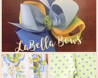 M2M Matilda Jane - Layered Hair Bow