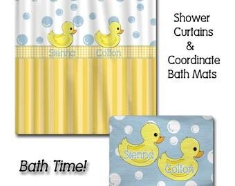Rubber duck shower   Etsy