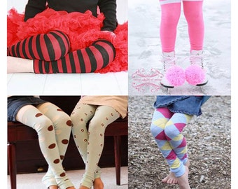 BOGO 50% Big Girl Leg Warmer Sale