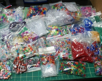 Plastic Beads (Over 6 lbs.)