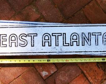East Atlanta 8 x 27