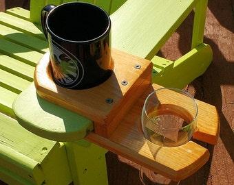 NEW! - Adirondack Wine and Coffee/Drink Holder