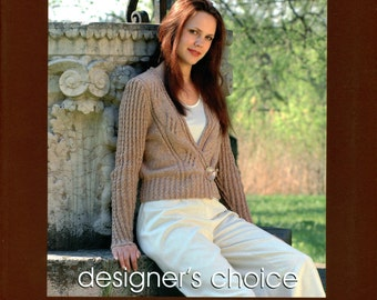 Elsebeth Lavold - Designer's Choice - Book 4 - The Sophisticated Lady Collection