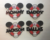 Disney Cruise Door Magnet- Custom Bouy