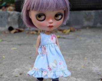 B Blythe cotton dress