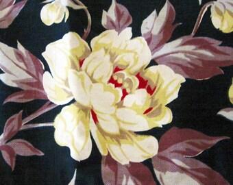 """Vintage Floral Slip Covers SZ 23"""" X 20"""""""