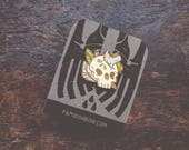 Felled - artist series lapel enamel pin