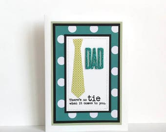 Father's Day Father's Birthday Handmade Card