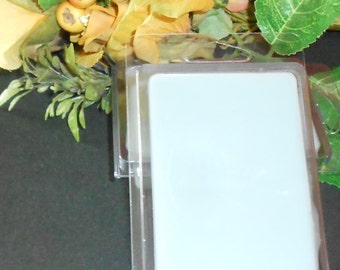 Three Packages of Scented Wax Melts for Wax Melt Warmers: Apple Slices, Autumn Harvest, Autumn Lodge type