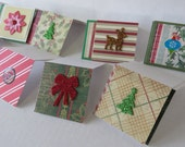 50 Christmas Blank Gift Cards And Tags