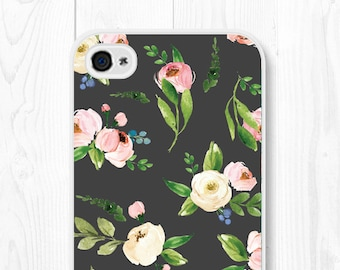 iPhone 7 Case Floral iPhone SE Case Gift Floral iPhone 6 Case Pink iPhone 5 Case iPhone 6s Case iPhone 6 Plus Case Samsung Galaxy S7 Case