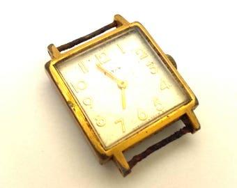 "Vintage USSR Russian Wrist Watches ""Luch "" ( ЛУЧ )"