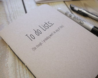 A6 - To do list - Notepad