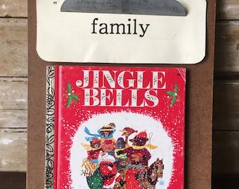 Jingle Bells Golden Book 1974