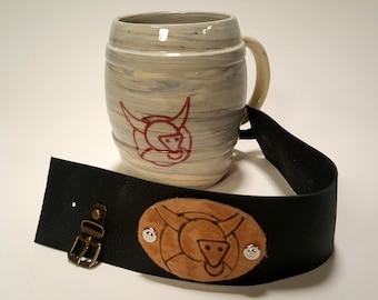 Bull Mug #1