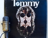 "ON SALE The Who Vinyl LP Album 1970s Classic Rock Hard Rock Stage and Screen ""Tommy"" (Original Movie Soundtrack)Vintage Gatefold 2Lp Vinyl S"