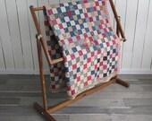 Vintage Bucilla Rug Hooking Frame - Embroidery Frame - Quilt Display Rack - Sign Frame
