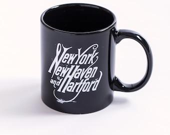 New York New Haven Hartford Mug