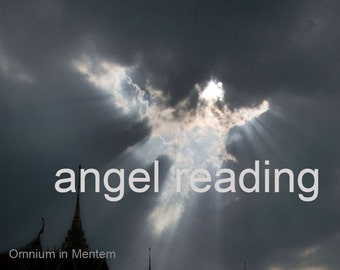 ANGEL READING Clairvoyant PSYCHIC Medium Melissa - Email with Pdf