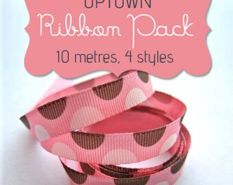 UPTOWN American Crafts Ribbon Pack