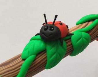 Little Ladybugs Ballpoint Pen