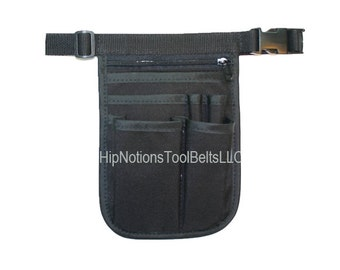 Education Black Cordura Nylon 7 pocket HipNotions Tool Belt