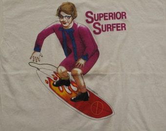 vintage Dana Carvey church lady t shirt SNL
