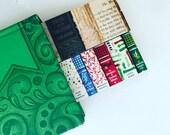 Bookmark - Fine Art Photography - Book Photography - Bookworm - Bookish - Pride & Prejudice - Jane Austen - Colorful Books