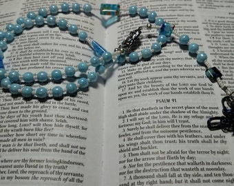R046 Christian Prayer Beads Traditional Catholic Rosary