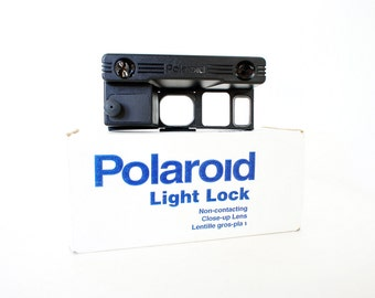 Polaroid Light Lock Close-Up Lens  for Spectra or Image Polaroid Camera